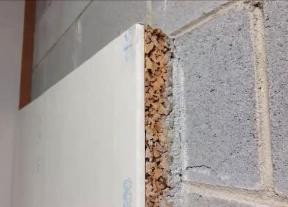Aislamiento ac stico con corcho natural barnacork for Placas de corcho para paredes