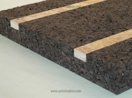 Thermal insulation cork shop bcn by barnacork - Cork insulation home ...