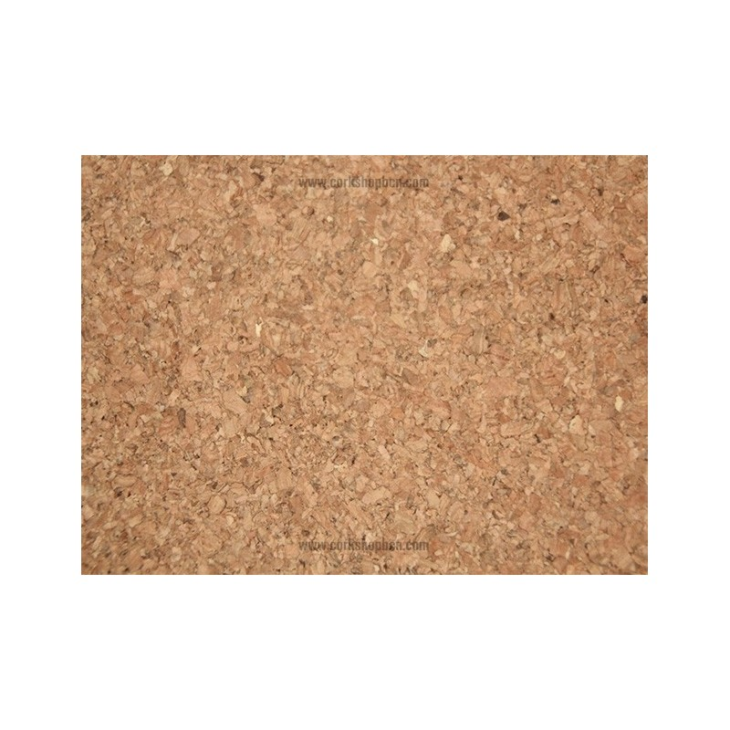 Coarse Grained Cork Sheets Barnacork