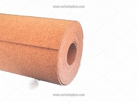 Cork rolls of 12 metres