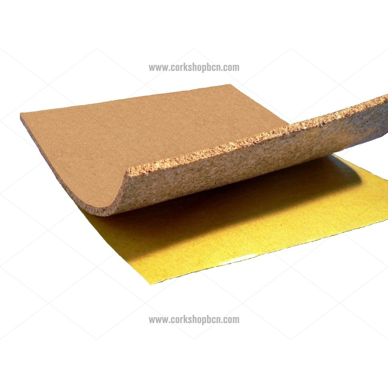 Self Adhesive Cork Sheets Barnacork