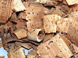 Granules of Natural Cork