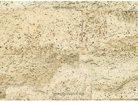 Corcho decorativo Element rustic white