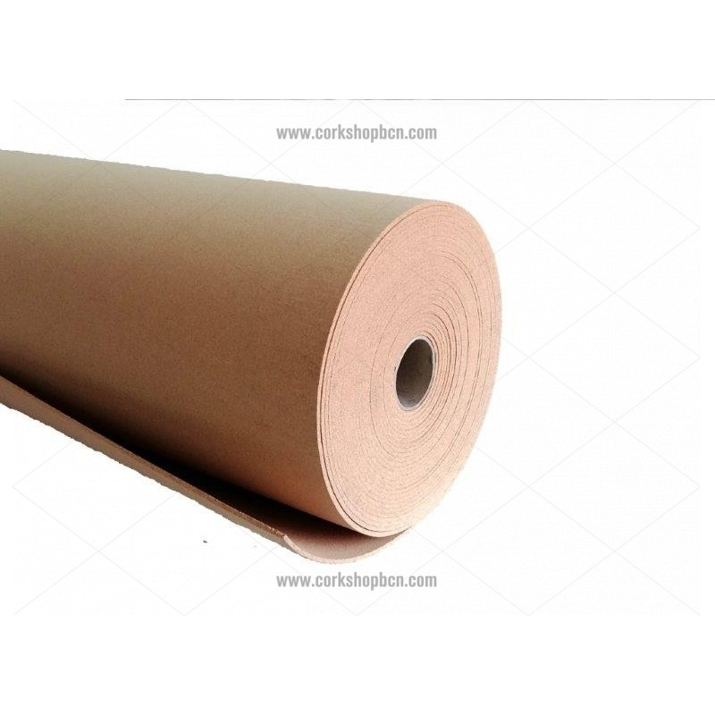 High Density Cork Rolls Barnacork