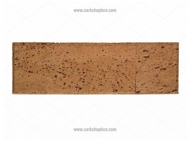 Cork Bricks autoadhesivo Natural