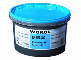 Quick Dry Glue for cork Wakol D 3540